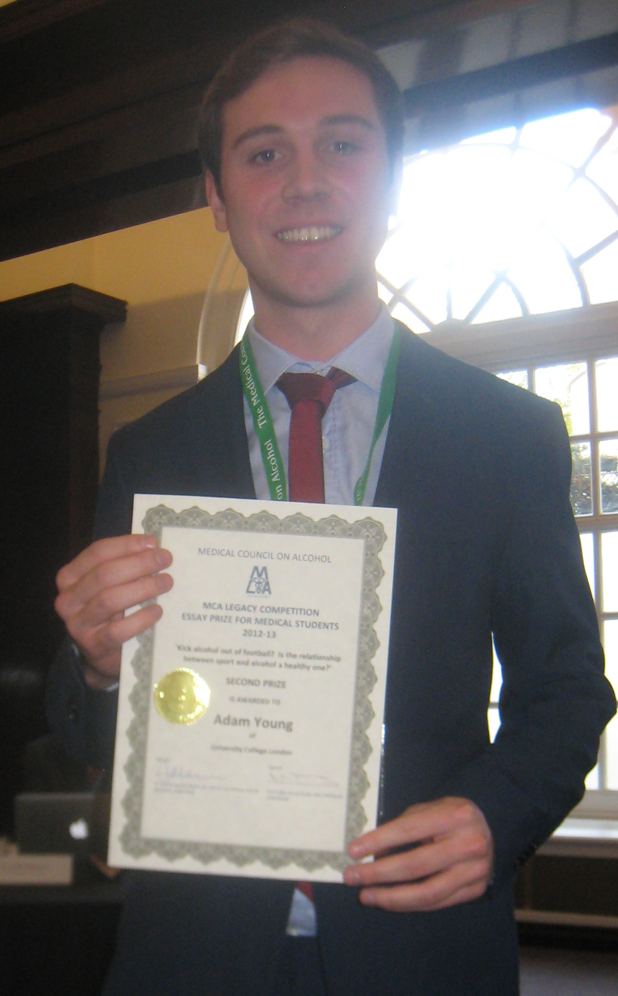 Read the paper that won our History of Medicine Essay Prize for